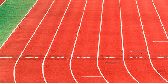 Pistas de Atletismo